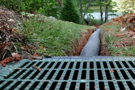Catch Basin, yard drain, 12x12 catch basin, 6x6 catch basin